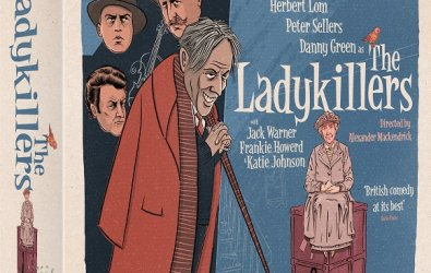 The Ladykillers (1955) 2in1 2160p UHD Blu-ray DV HEVC HDR DTS-HD MA 2.0