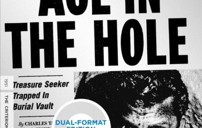 Ace in the Hole 1951 Criterion Collection 1080p Blu-ray AVC LPCM 1.0-v99