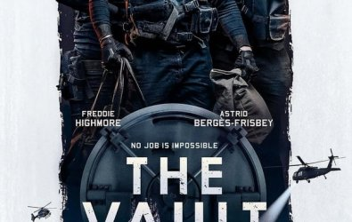 The Vault / Way Down (2021) 1080p GER Blu-ray AVC DTS-HD MA 5.1-UNTOUCHED